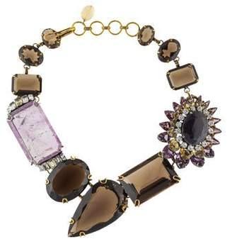 Iradj Moini Multistone Convertible Collar Necklace
