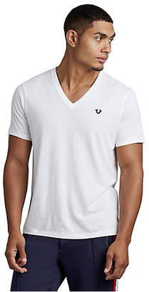 True Religion MENS CLASSIC V NECK TEE