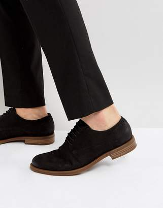 Vagabond Salvatore Suede Derby Shoes