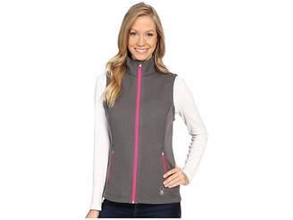 Spyder Melody Full Zip Mid Weight Core Sweater Vest Women's Vest