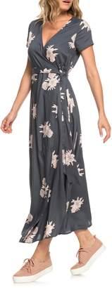 Roxy District Day Midi Dress