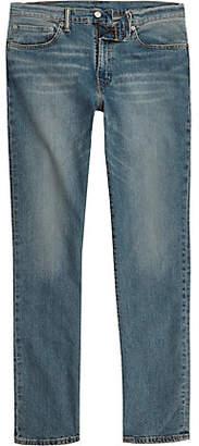 Levi's Mens 511 distressed slim fit jeans