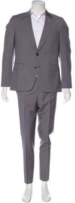 Paul Smith Wool & Mohair Cropped Suit