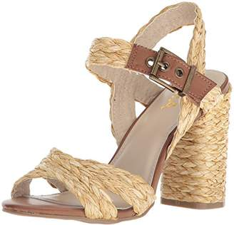 Mia Women's Lendya Heeled Sandal