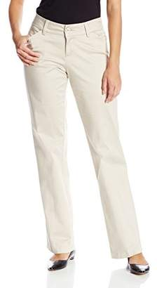 Lee Women's Petite Modern Series Curvy Fit Maxwell Trouser