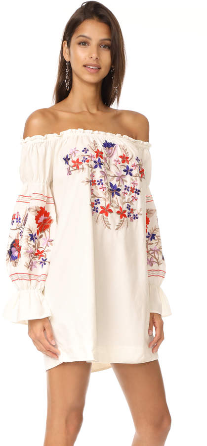 Free People Fleur Du Jour Mini Dress 13