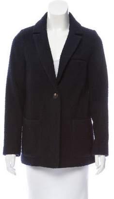 M.Martin Textured Wool Blazer