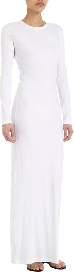 Jil Sander Maxi Tee Dress