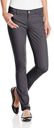 Dickies Juniors Girls 5-Pocket Stretch Twill Pant