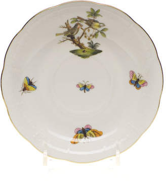 Herend Rothschild Bird Saucer 11