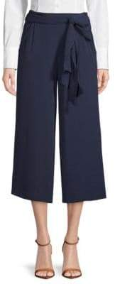 Max Studio Knotted Wide-Leg Pants