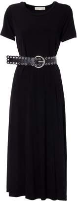 Michael Kors Belted T-shirt Dress