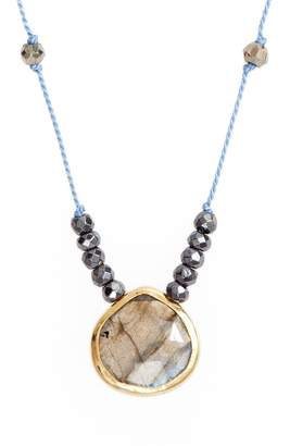Sylvie ela rae Semiprecious Stone Necklace
