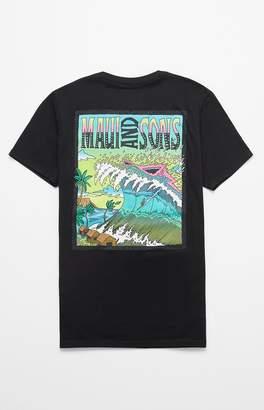 Maui & Sons Big Mouth T-Shirt