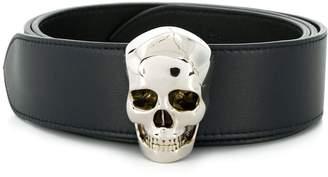 Alexander McQueen signature skull charm belt