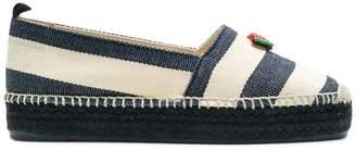 Castaner striped espadrilles