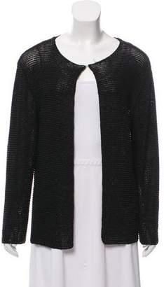 Bottega Veneta Embellished Knit Cardigan