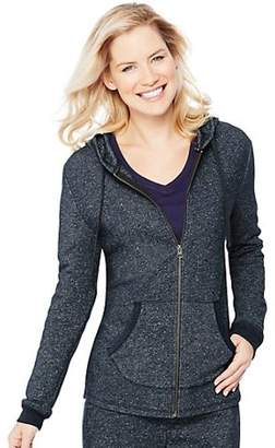Hanes Women's French Terry Zip Hoodie