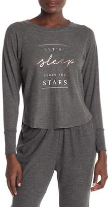 Danskin Under the Stars Brushed Knit Sweater