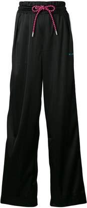 Diesel wide-leg track pants