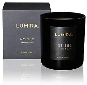 Lumira No. 352 Leather & Cedar Candle