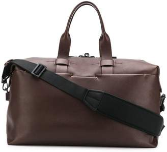 Troubadour top handle holdall bag