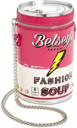 Betsey Johnson Soup There It Is Crossbody