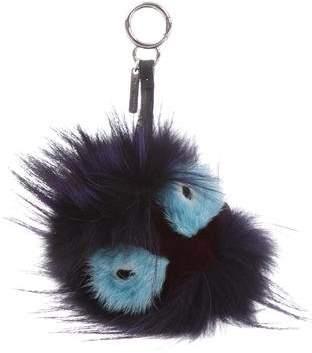 Fendi Fur Me Bag Bug Charm