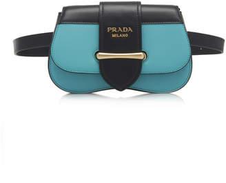 Prada City Calf Belt Bag