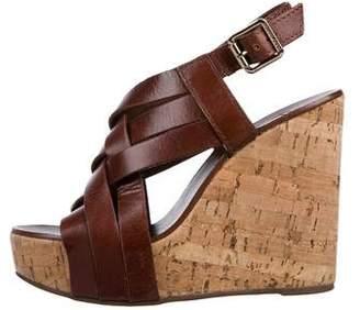 dcb3dd65acee Tory Burch Cork Heel Women s Sandals - ShopStyle