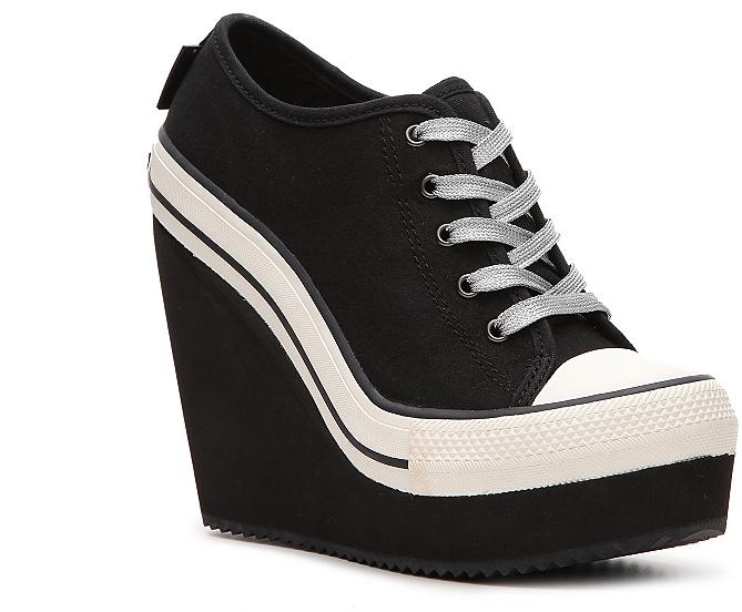 Rock & Candy London Wedge Sneaker