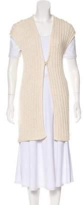 Brunello Cucinelli Sequin Knit Vest