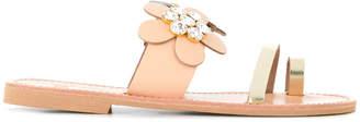 Christina Fragista Sandals Tzia sandals