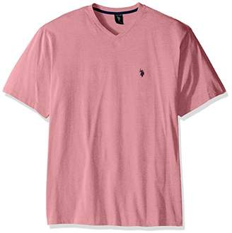 U.S. Polo Assn. Men's Big and Tall V-Neck T-Shirt