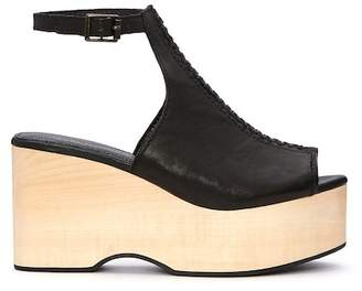 Kelsi Dagger Brooklyn Nova Platform Leather Sandal