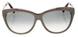 Tod's Tinted Lens Sunglasses