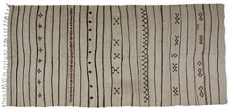 One Kings Lane Vintage Moroccan Kilim - 4'10'' x 10'