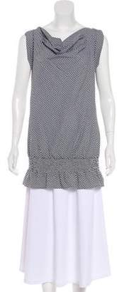 Ted Baker Sleeveless Gingham Top