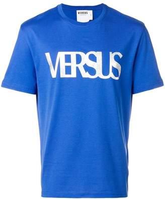 Versus logo print T-shirt