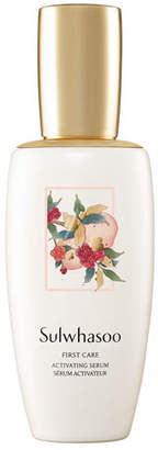 Sulwhasoo First Care Activating Serum Peach Blossom Spring Utopia Edition, 4.1 oz./ 120 mL