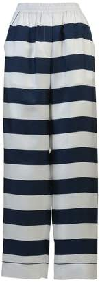 Dolce & Gabbana Striped Pajama-style Pants