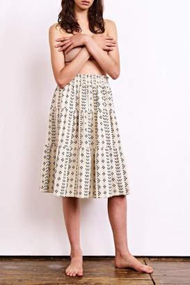 Ace&Jig Clara Tiered Skirt