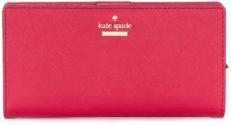 Kate Spade classic top zip wallet