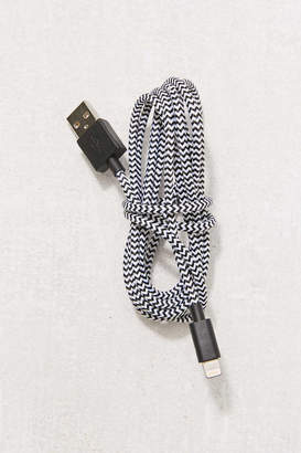 Kikkerland Design Braided 6' Lightning Cable
