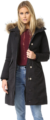 Woolrich Luxury Long Parka $895 thestylecure.com