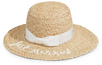Kate Spade Just Married Sun Hat