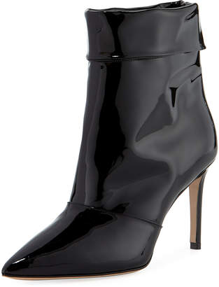 Paul Andrew Banner 55mm Patent Fold-Over Bootie