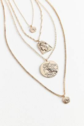 8 Other Reasons Layered Charm Necklace