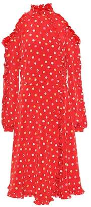 Anna October Polka-dotted dress