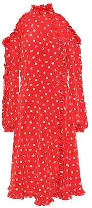 Anna October Polka-dotted dress